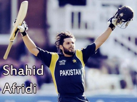 17 Best Ideas About Shahid Afridi On Pinterest