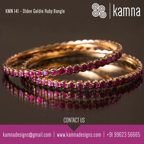 Best prices and range of designs with Antique Ruby Stones.