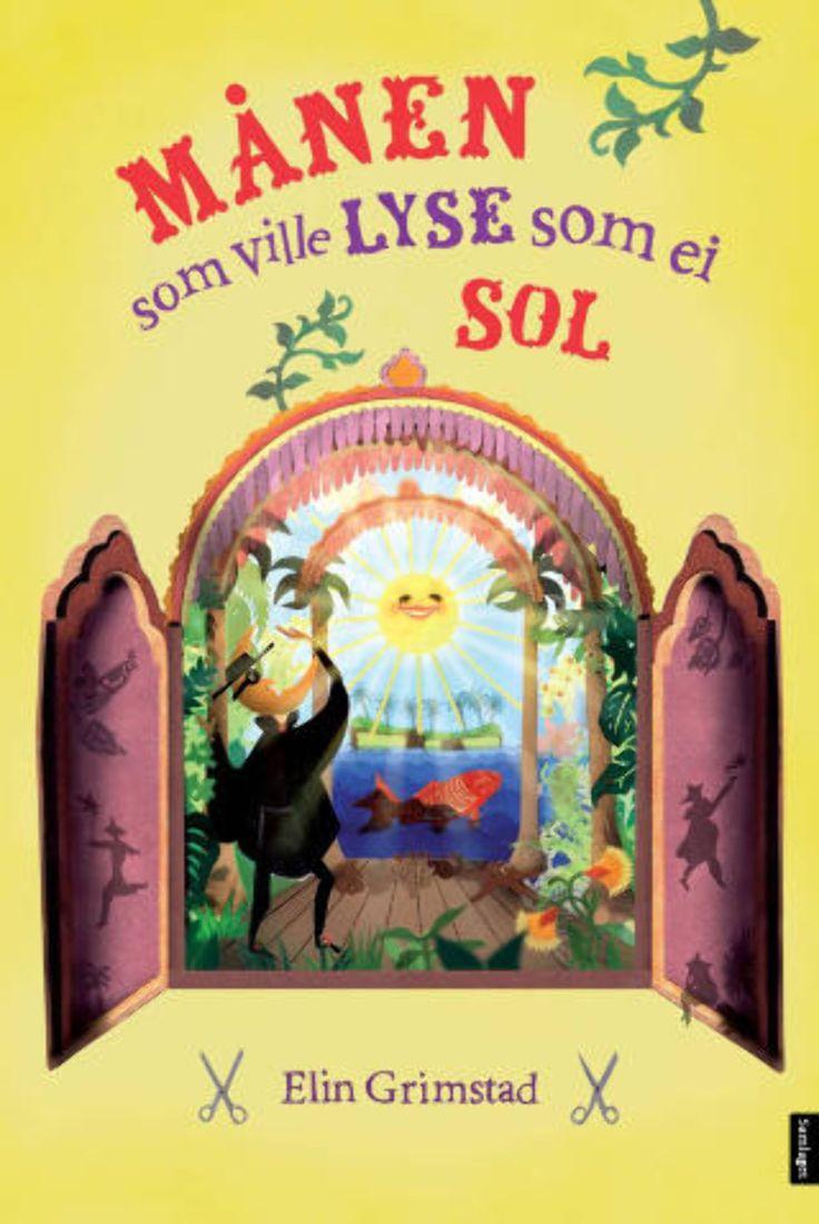 Bilderesultat for barnebok om solformørkelse