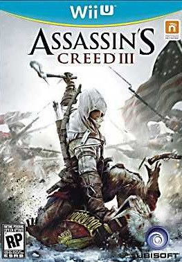 Assassins Creed 3 (Wii-U) (Trilingual)
