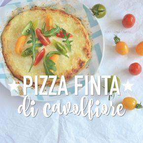 Pizza (finta) di cavolfiore http://www.babygreen.it/2017/02/pizza-cavolfiore/?utm_campaign=coschedule&utm_source=pinterest&utm_medium=BabyGreen&utm_content=Pizza%20%28finta%29%20di%20cavolfiore