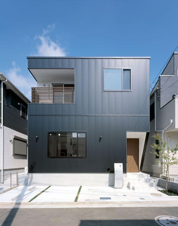 囲む家 ロの字型住宅・間取り(横浜市港北区) | 注文住宅なら建築設計事務所 フリーダムアーキテクツデザイン