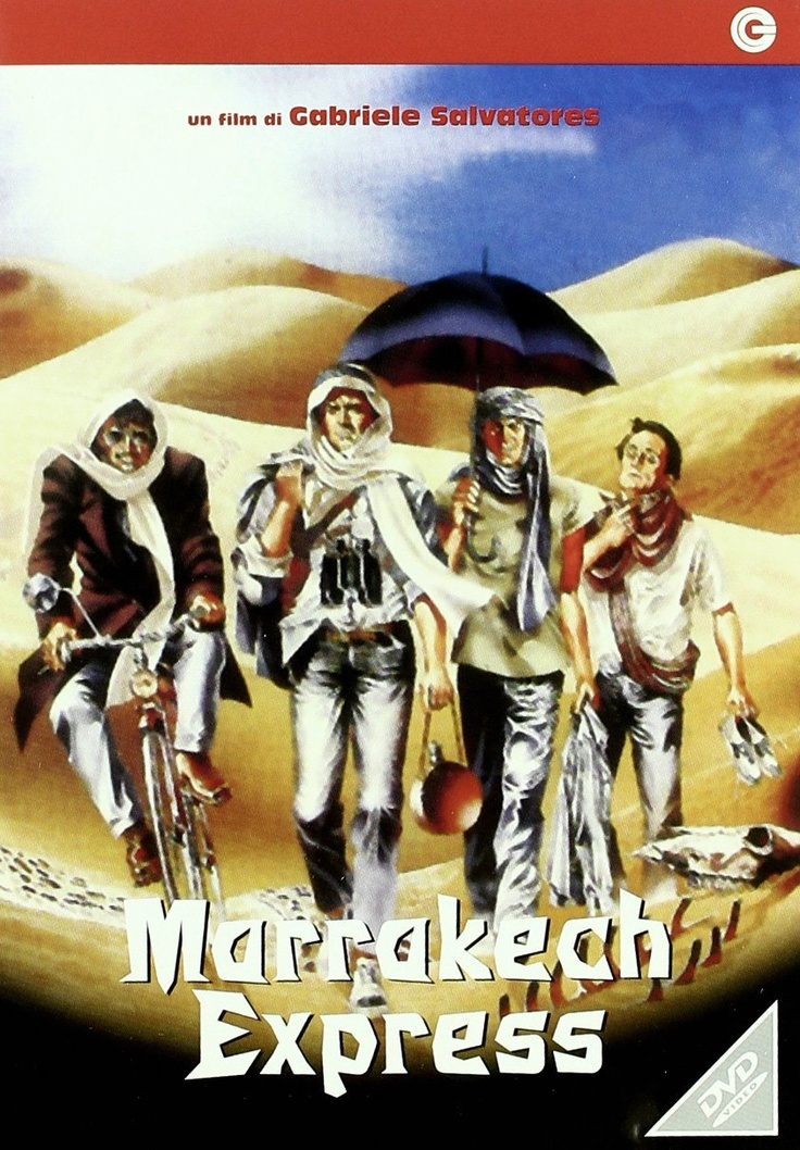 Marrakech Express - IMPORT: diego abatantuono, massimo venturiello, gabriele salvatores: Movies & TV
