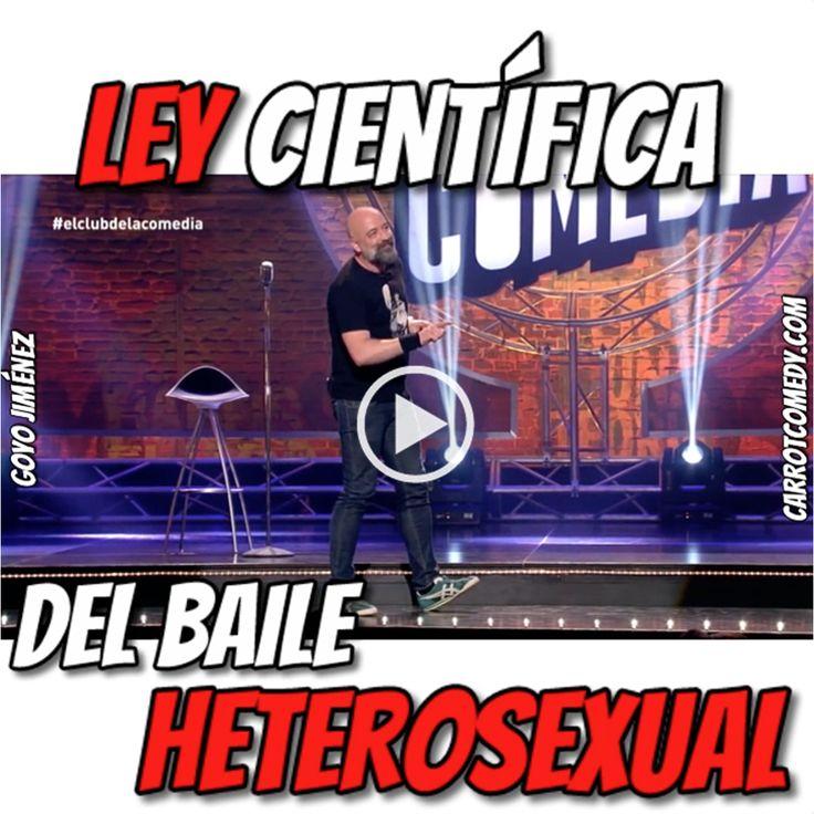 La ciencia lo explica todo y Goyo Jiménez ha aplicado el método empírico para deducir una ley sobre el baile