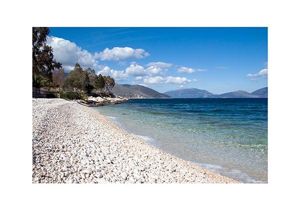paraskevi beach, Kefalonia