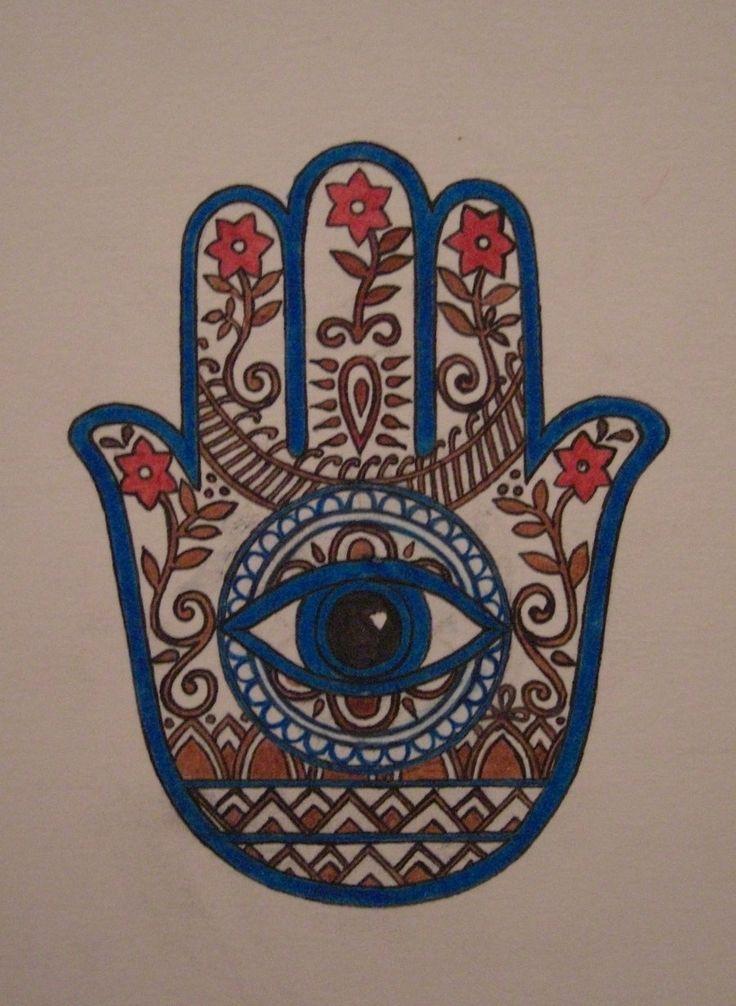 Hamsa Paintings   Hamsa Gallery Art And Soul Pic #14