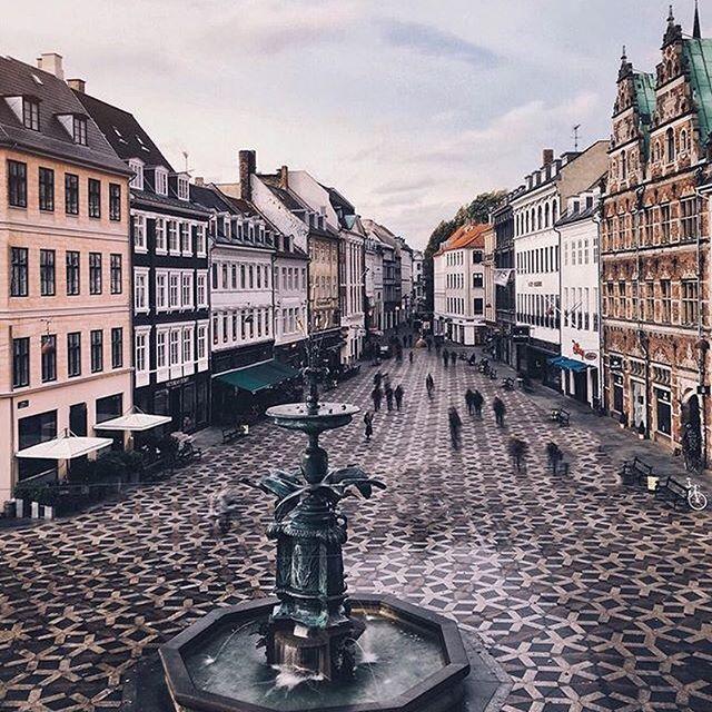 Denmark. Sent @themodernleper #copenhagen #denmark #europe #travel #cities__world #копенгаген #дания #европа #туризм #