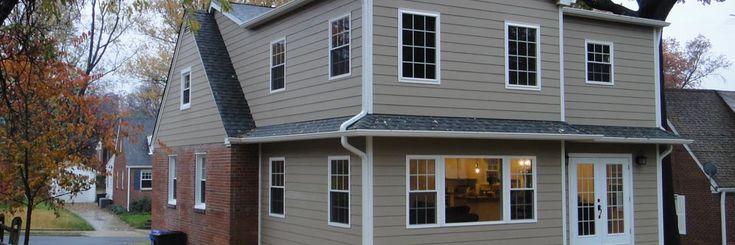 Cape cod addition home improvement pinterest cape for Cape cod home additions