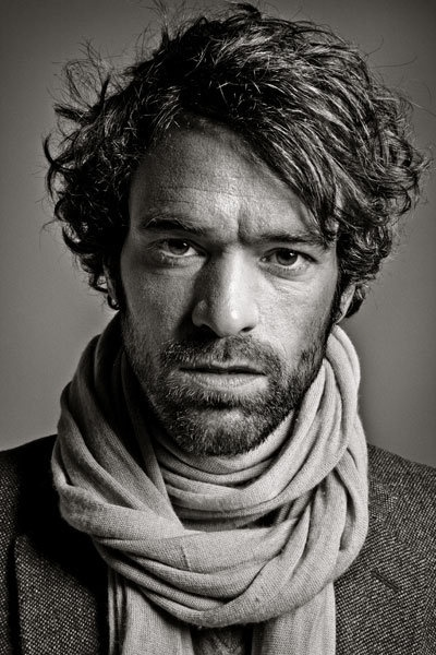 Romain Duris - cute French actor, loved him in L'Arnacoeur and Moliere