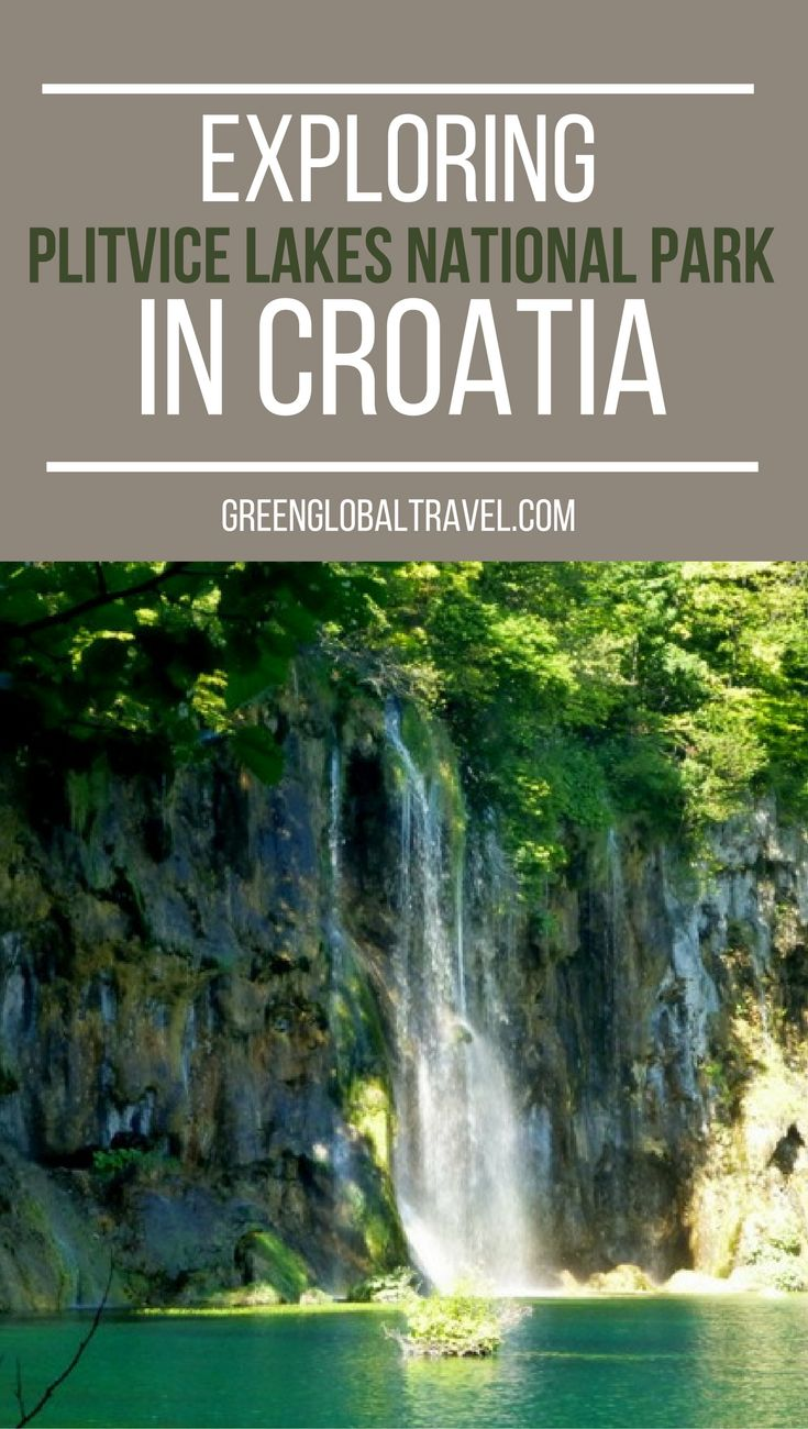 Read about our trip to Plitvice Lakes National Park in Croatia. | exploring | route H |