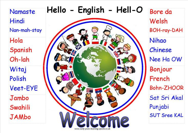 Multicultural Welcome A4 POSTERS~OFSTED~Nursery~Childminder~School~7 Designs  | eBay