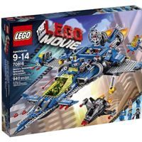 70816 Benny's Spaceship, Spaceship, SPACESHIP! is a The LEGO Movie set released in June 2014. It...