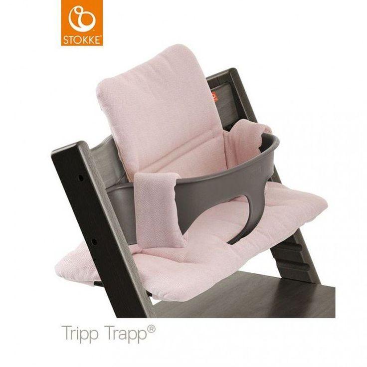 Stokke® Tripp Trapp® Kussen Pink Tweed