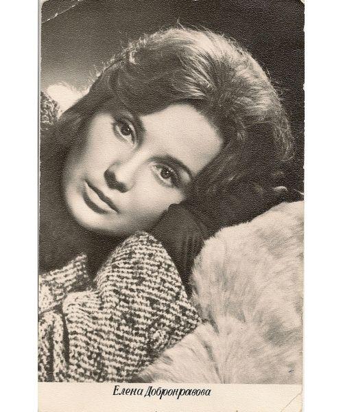 Elena Dobronravova(1932-1999)