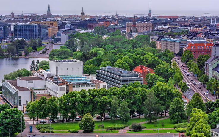 Helsinki by Juha Roisko on 500px