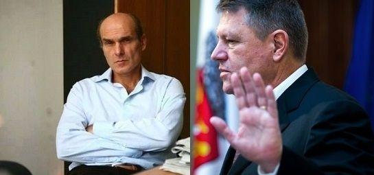 Cristian Tudor Popescu, despre politica lui Iohannis: De la ferbotăn! la das ist pă dosăn!