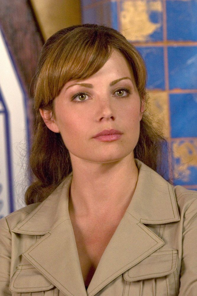 Erica Durance in Smallville