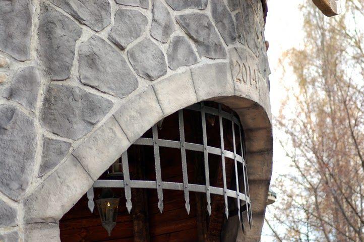 Jemina Staalon Romangoth 2: Linnanmäki on avattu 2! Goottilainen Tyrmä eli uusi laite: kingi