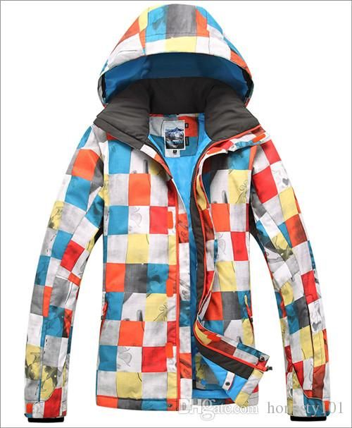 Mens Ski Jacket Multicolour Camouflage Skiing Jackets Ski Coat Winter Thick Anorak Waterproof 10K Windproof Breathable S-XL Women Ski Suit Men Snowboarding Suit Online with 109.29/Piece on Honesty101's Store | DHgate.com
