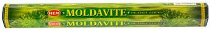 Moldavite HEM stick 20pk