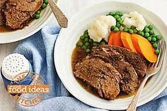Slow Cooker Lamb Roast - Best Recipes