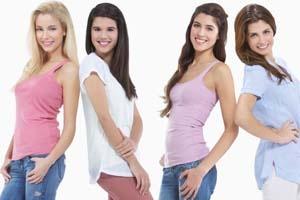 """Τέσσερα """"φρέσκα"""" κορίτσια… για την """"Johnson's Care""""!"""