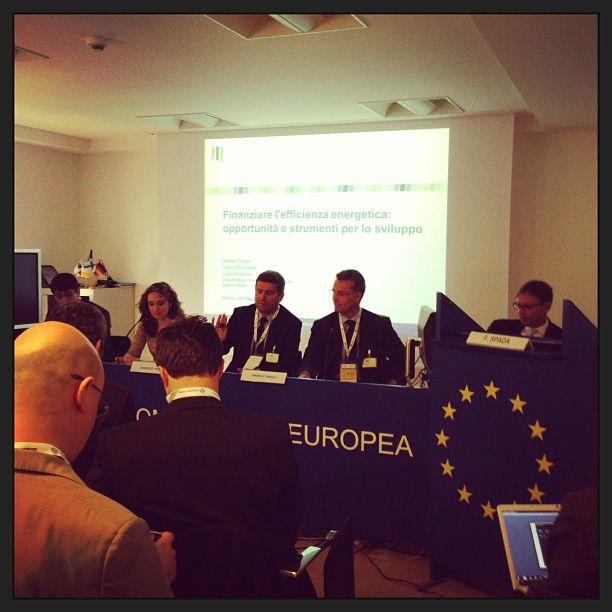 Al via il convegno alla Rappresentanza a Milano della Commissione Europea