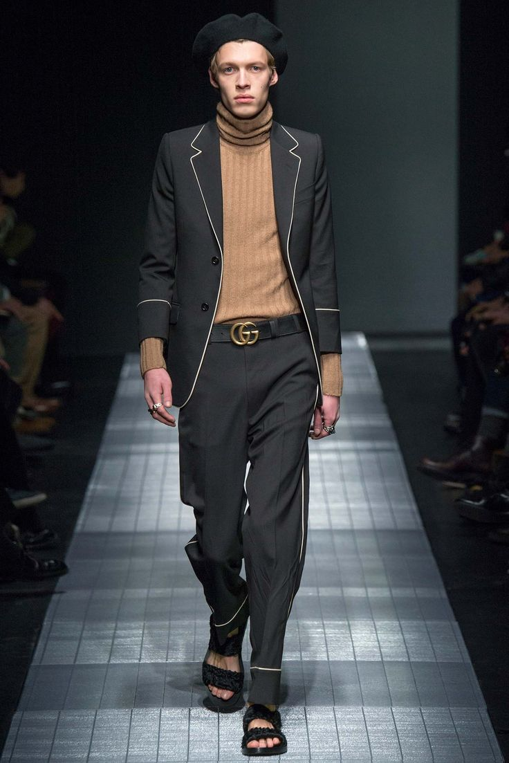 japanese girls nude sibari Gucci - Fall 2015 Menswear - Look 30 of 37