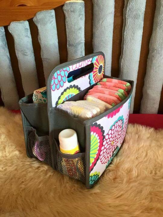 Double Duty Caddy 25 Another On The Go Diaper Caddy Www
