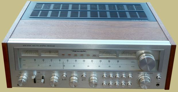 RadioShack/Realistic/Optimus branded audio hardware: were there ...