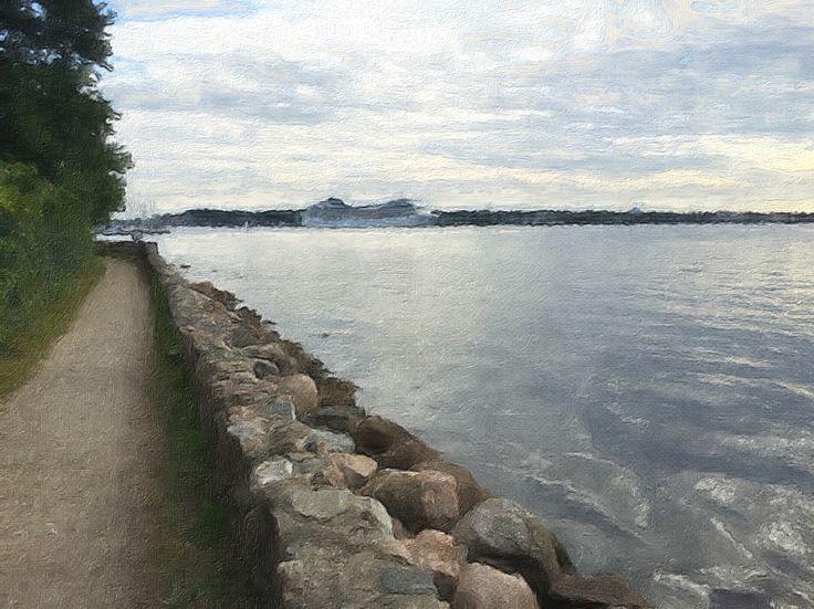 Kiel's coast