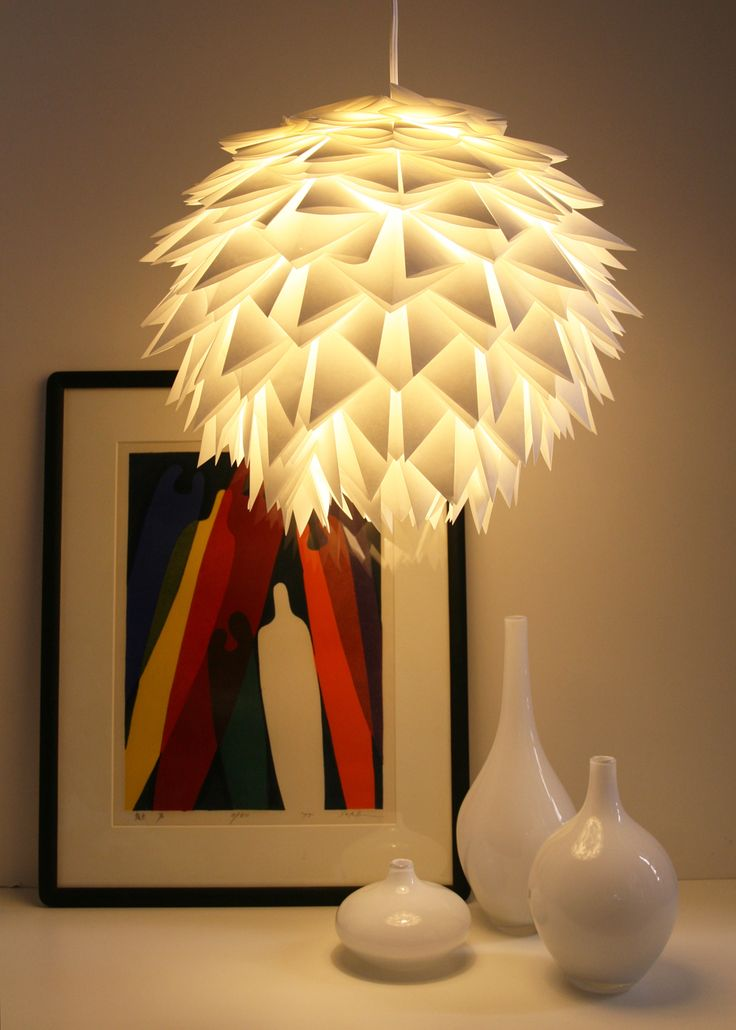 75 best Paper Art Lanterns and Shades images on Pinterest