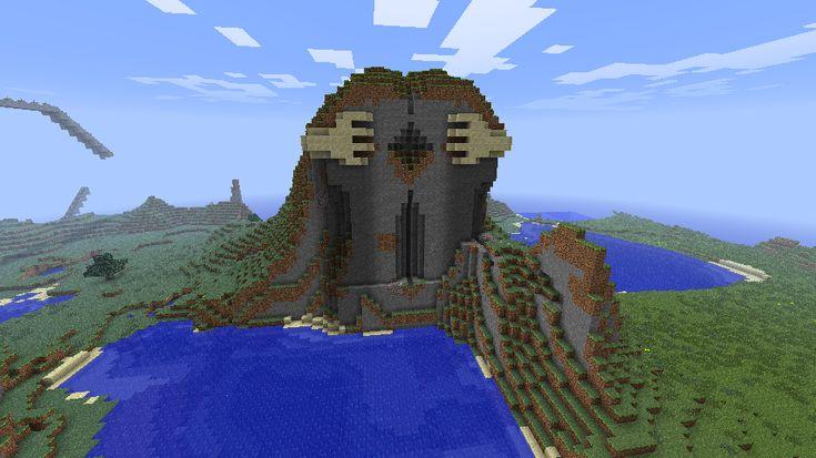 20 Dirty Minecraft Buildings Gunaxin Gadgets Pinterest