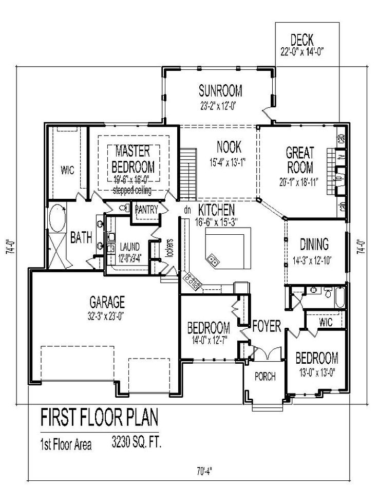 Awesome Guest House Plans Without Garage Images House Designs