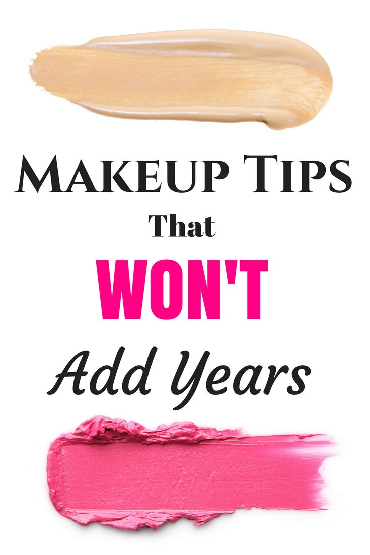 The Rules For Applying Makeup Have Changed For Me As I've Gotten Older…