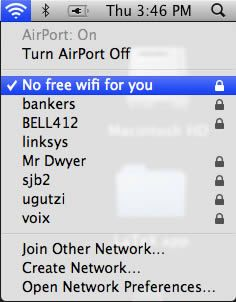 Funny WiFi Network Names (Funny WiFi Names, Funny Network Names) - ODDEE