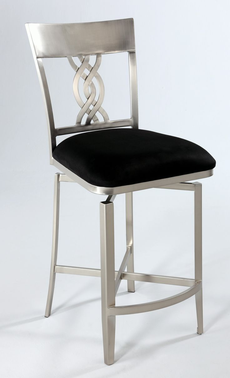 best chintaly imports furniture images on pinterest - swirl back memory swivel counter stool chintaly importsoutdoor