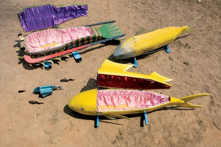 Rest in Fish: Coffins from Ghana
