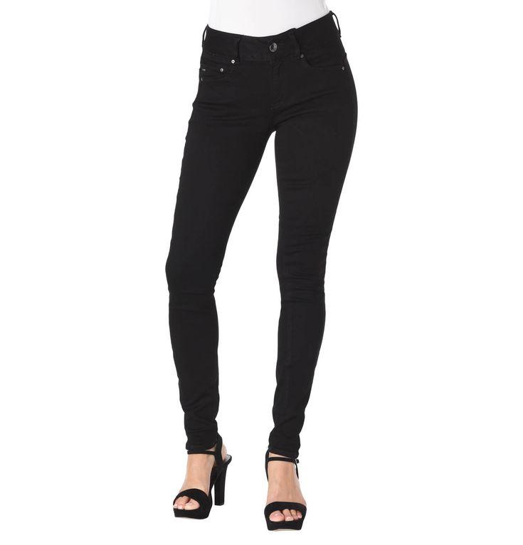 "Jeans ""MIDGE"", Skinny Fit, Label-Patch"