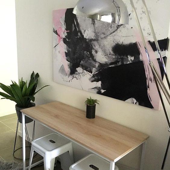 Kmart Scandi Essential desk :)