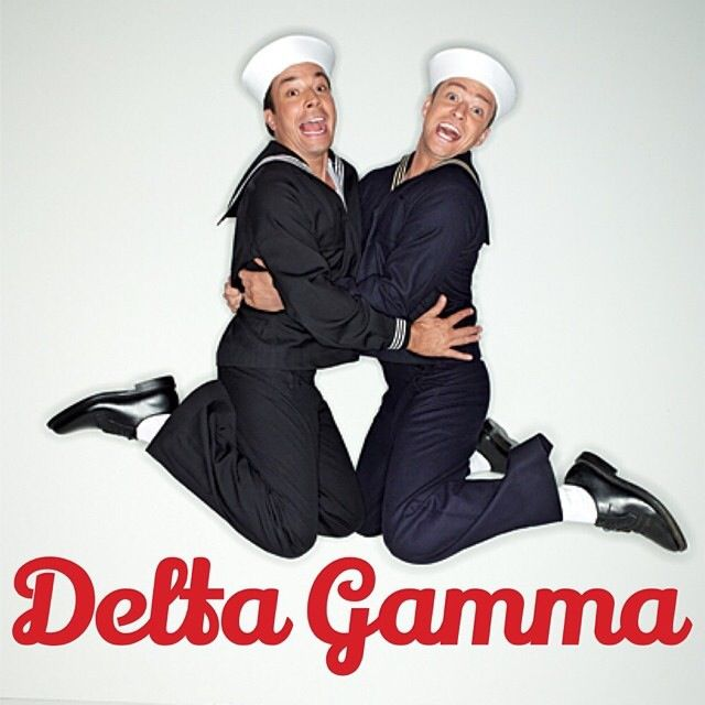 Delta gamma ❤️⚓️