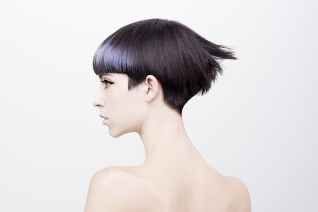 Round Graduated Haircut: How To with MyHairdressers