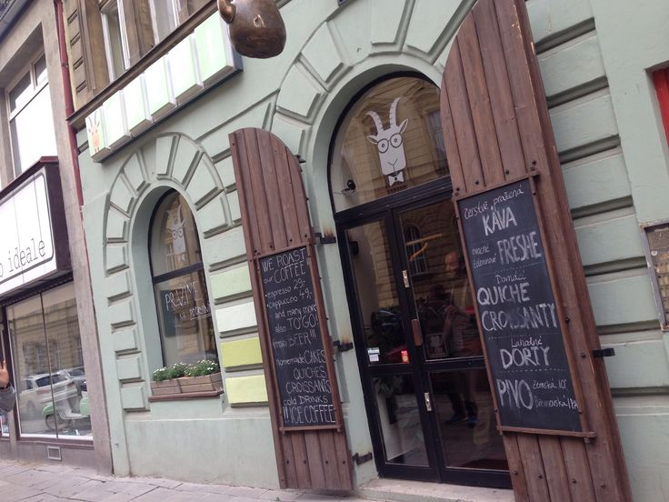 Kaldi fresh coffee bar in Praha, Hlavní město Praha