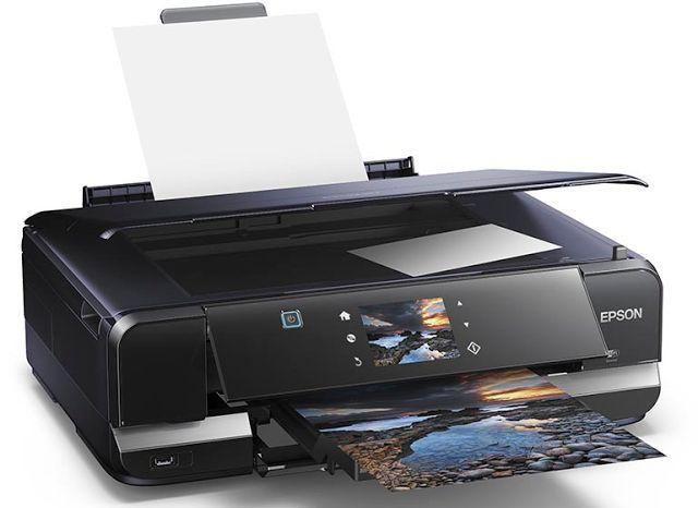 #Epson Expression Photo XP-950 - Première #imprimante multifonction au format A3 ! #expressionphotoxp950