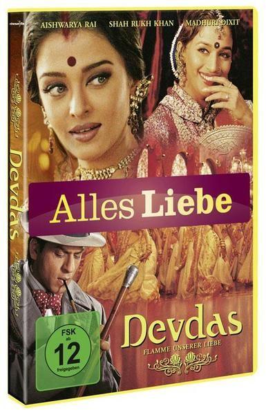 Devdas (Alles Liebe)   Indische filme, Filme, Bollywood