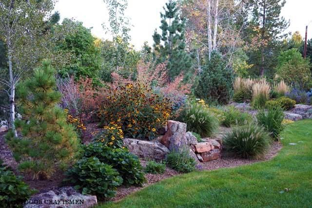 Landscaping Pictures In Boulder - Landscape And Design Galleries - Outdoor Craftsmen - Boulder County - Broomfield County - Erie - Colorado | outdoorcraftsmen.com