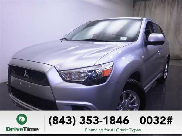 2011 Mitsubishi Outlander Sport wagon ES (Dont Miss! Get down payment in 2 mins!)
