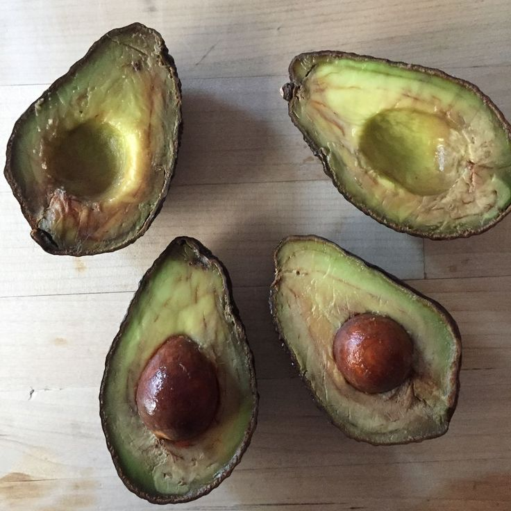 How do you know when an avocado is bad - answers.com
