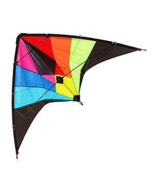 Another great find on #zulily! Aurora Stunt Kite by Gayla #zulilyfinds