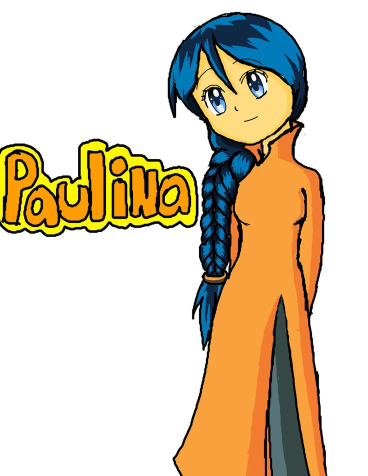 thea sisters | Thea sisters series characters: Paulina by artycomicfangirl